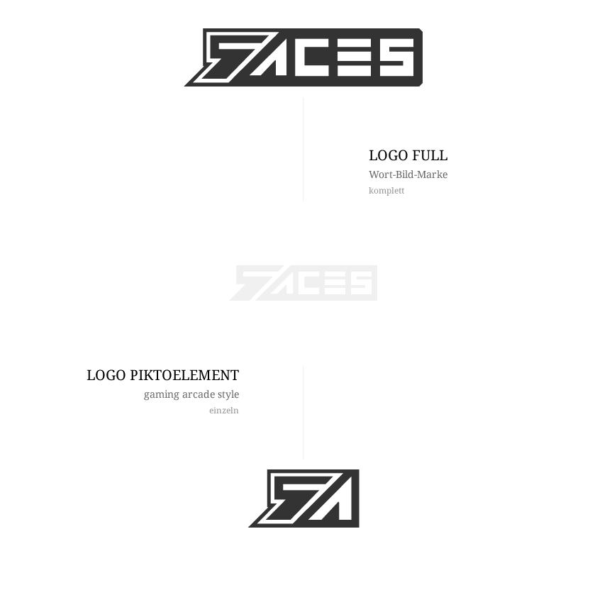 CI, Logodesign, Arcade Style eSport