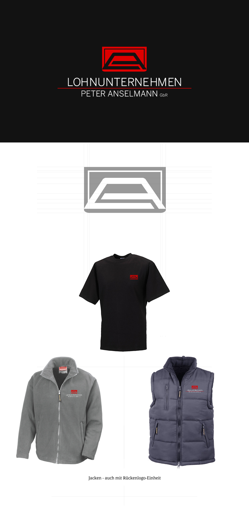 Logo-Design / Kleidung / Printmedien